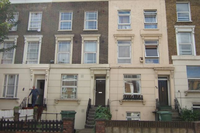 Thumbnail Terraced house to rent in New Cross Road, New Cross