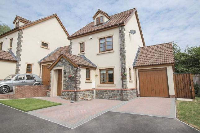 Thumbnail Detached house for sale in The Sidings, Clutton, Bristol