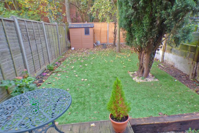 Shared Garden of Squires Lane, Finchley Central, London N3