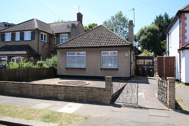 Thumbnail Detached bungalow for sale in De Bohun Avenue, London