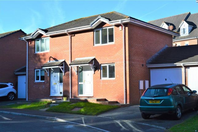 Thumbnail Link-detached house for sale in Chubb Drive, Plymouth, Devon