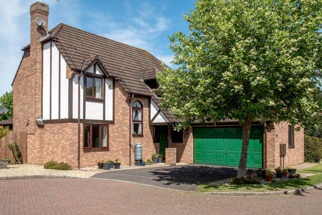 Thumbnail Detached house for sale in Killams Close, Taunton
