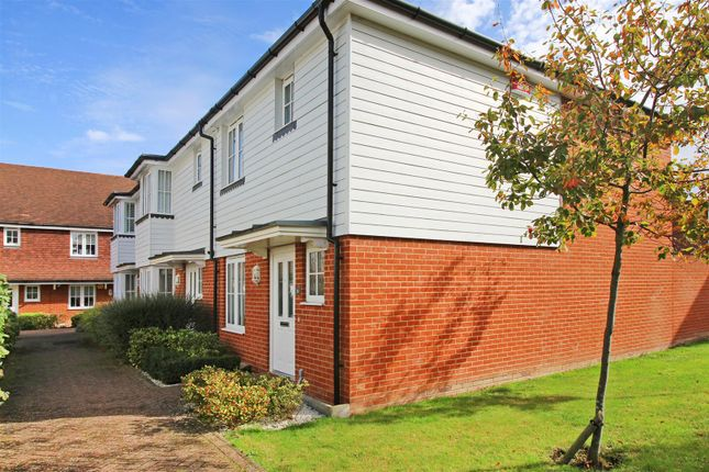 Thumbnail End terrace house for sale in Woolmer Close, Canterbury