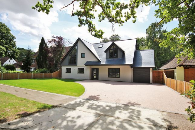 Thumbnail Detached house for sale in Welshwood Park Road, Colchester, Essex