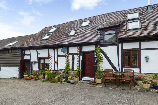 Thumbnail Barn conversion for sale in All Stretton, All Stretton, Church Stretton, Shropshire