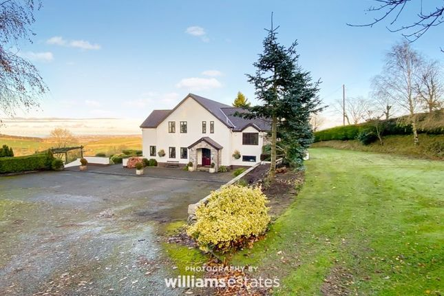 Thumbnail Detached house for sale in Moelfre, Abergele