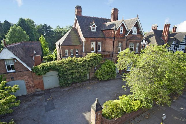 Thumbnail Detached house for sale in Farquhar Road, Edgbaston, West Midlands
