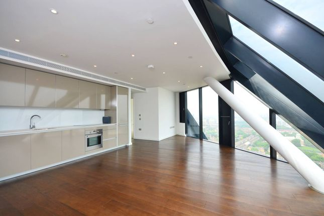 Thumbnail Flat for sale in The Strata, Elephant And Castle