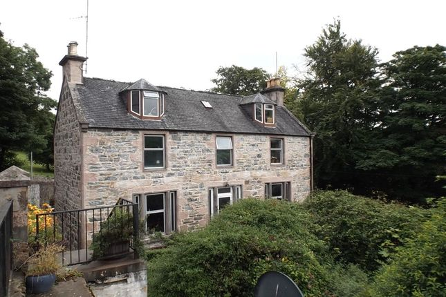 Thumbnail Detached house for sale in Abbeyfield Fife Street, Dufftown, Keith
