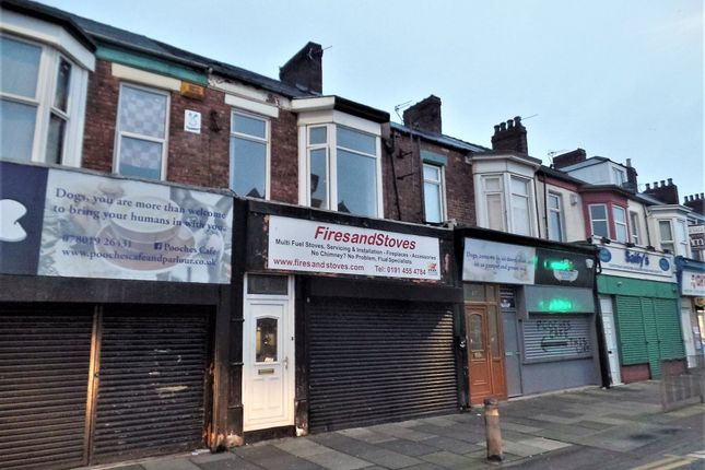 Thumbnail Retail premises for sale in Westoe Road, South Shields