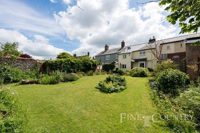Thumbnail Terraced house for sale in The Street, Botesdale, Diss