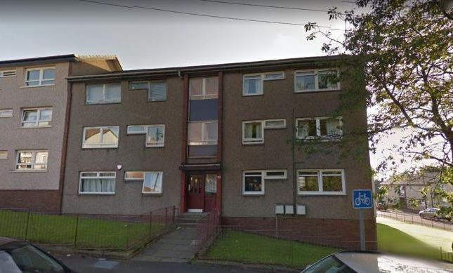 Thumbnail Flat to rent in 94 Knapdale Street, Glasgow