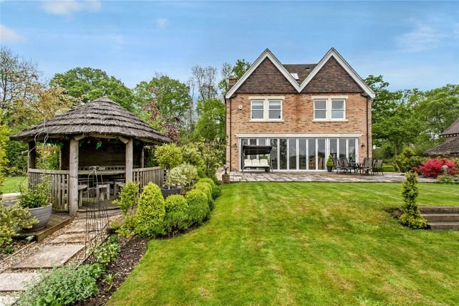 Thumbnail Detached house for sale in Upham Street, Upham, Southampton, Hampshire