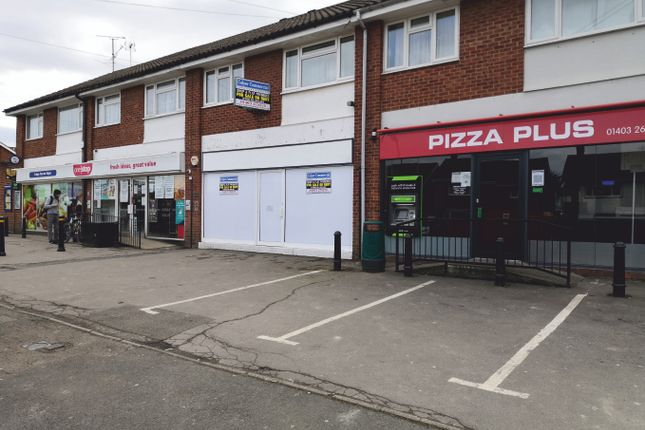 Thumbnail Retail premises for sale in 82 Lambs Farm Road, Horsham, West Sussex