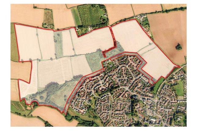 Thumbnail Land for sale in Land At Burge Farm, Cotford St Luke, Taunton, Somerset, UK
