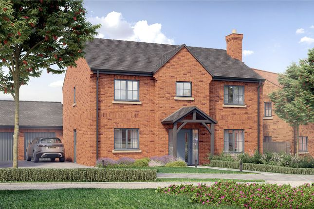 Thumbnail Detached house for sale in The Ellenborough, Priory Meadows, Kirby Hill, Boroughbridge