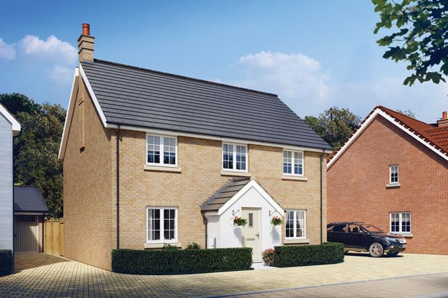 "Thumbnail Property for sale in ""Calder"" at Welton Lane, Daventry"