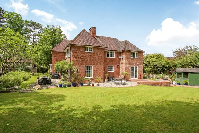 Thumbnail Detached house for sale in Baring Road, Winchester, Hampshire