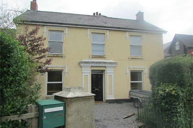 Thumbnail Semi-detached house for sale in Ashgrove House, Whitland, Carmarthenshire