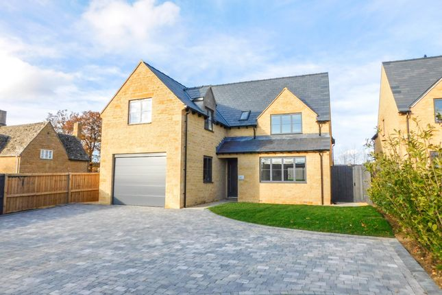 Thumbnail Detached house for sale in Toddington, Cheltenham