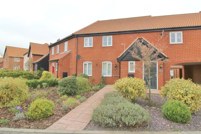 Thumbnail Flat for sale in Neptune Close, Bradwell, Great Yarmouth