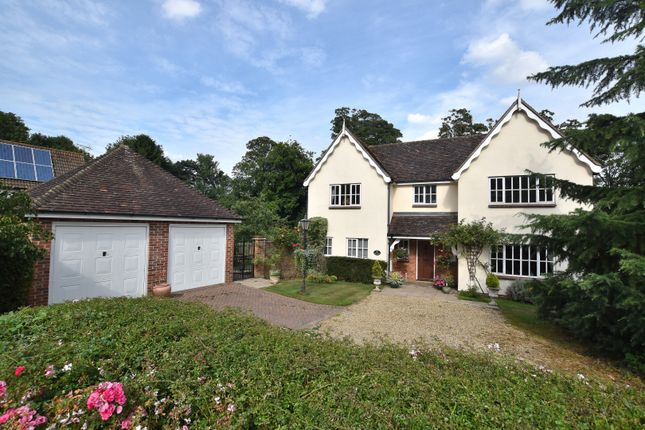 Thumbnail Detached house for sale in Rectory Park, Boxford, Sudbury