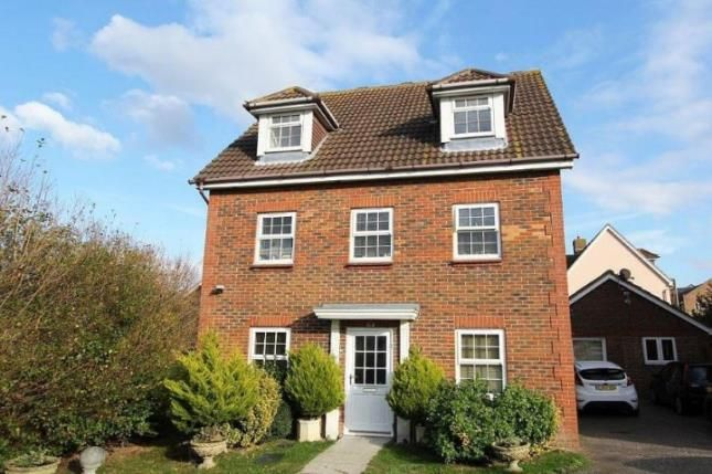 Thumbnail Detached house for sale in Chafford Hundred, Grays, Essex