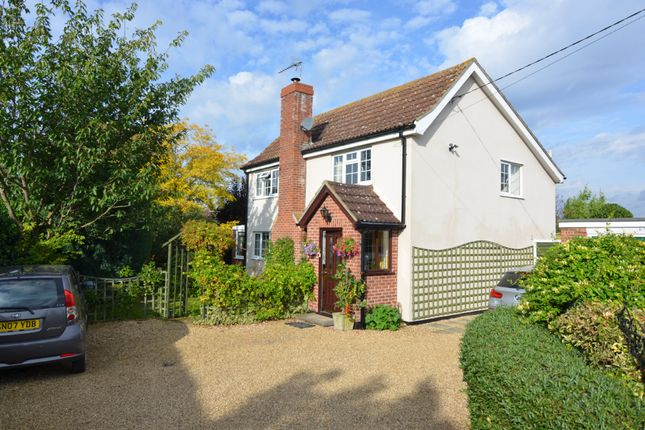 3 bed detached house for sale in Swan Lane, Westerfield, Ipswich