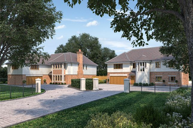 Thumbnail Detached house for sale in Plymouth Gardens, Plymouth Road, Barnt Green