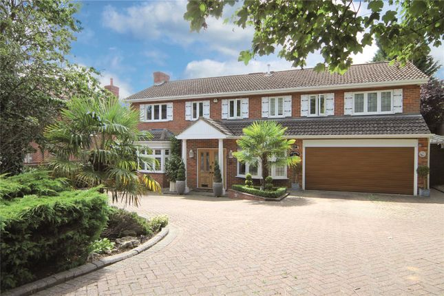Thumbnail Detached house for sale in Prowse Avenue, Bushey Heath, Hertfordshire