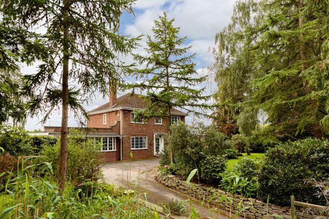 Thumbnail Detached house for sale in School Lane, Warmingham, Sandbach