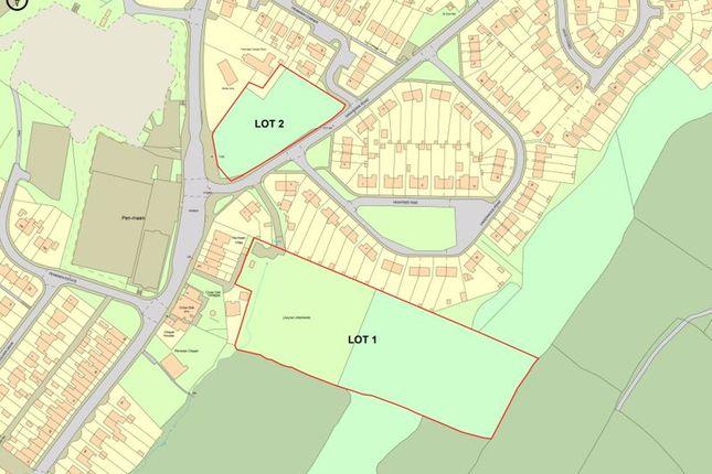 Thumbnail Land for sale in Groveside Road, Oakdale, Blackwood