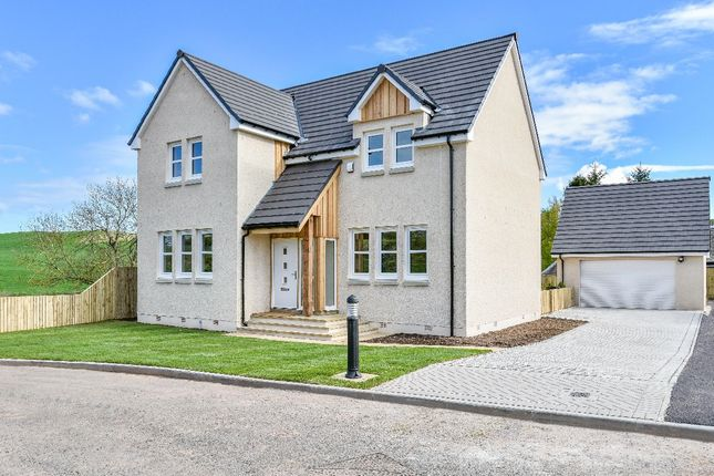 Thumbnail Detached house for sale in Plot 5, The Green, Foodieash, Cupar