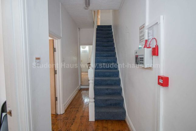 Thumbnail Shared accommodation to rent in Bowker Street, Salford