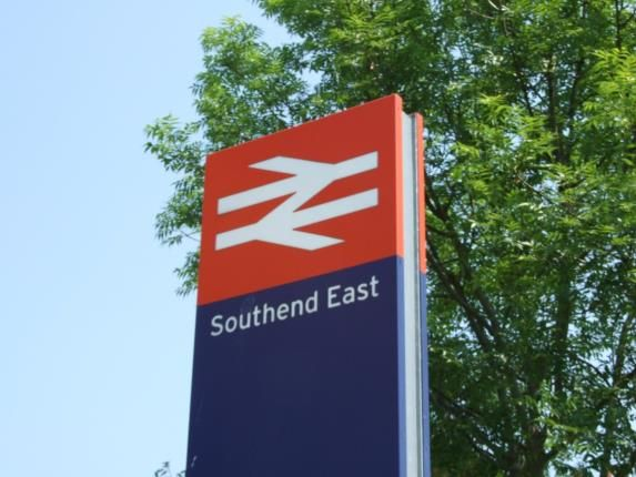 Local Station of 155 Southchurch Avenue, Southend-On-Sea, Essex SS1