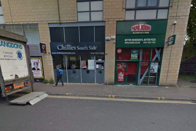 Thumbnail Retail premises to let in 317, 309 - 319 Kilmarnock Road, Glasgow
