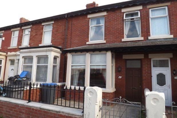 Thumbnail Terraced house to rent in Buchanan Street, Blackpool