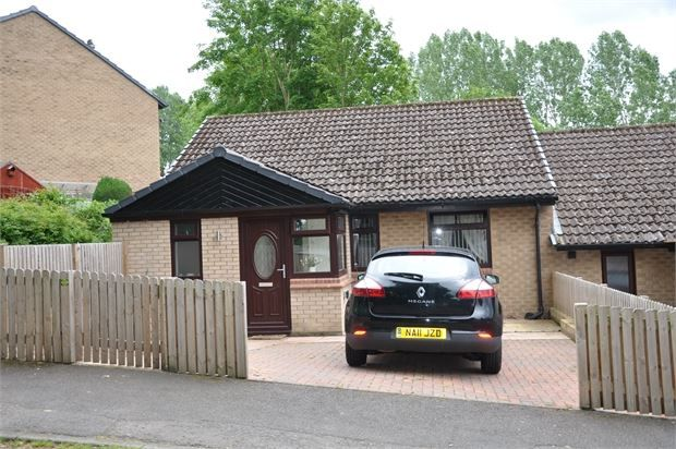 Thumbnail Semi-detached bungalow for sale in The Riggs, Corbridge