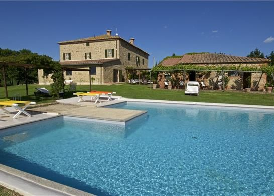 Thumbnail Farmhouse for sale in 53026 Pienza Province Of Siena, Italy