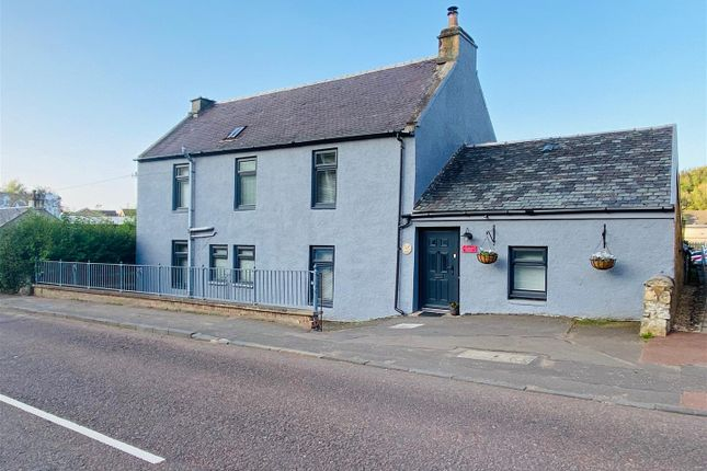 Thumbnail Detached house for sale in The Old Smithy Bakery, Lanark Road, Crossford, Carluke