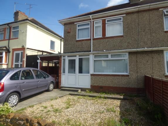 Thumbnail Semi-detached house for sale in Fullingdale Road, Northampton, Northamptonshire