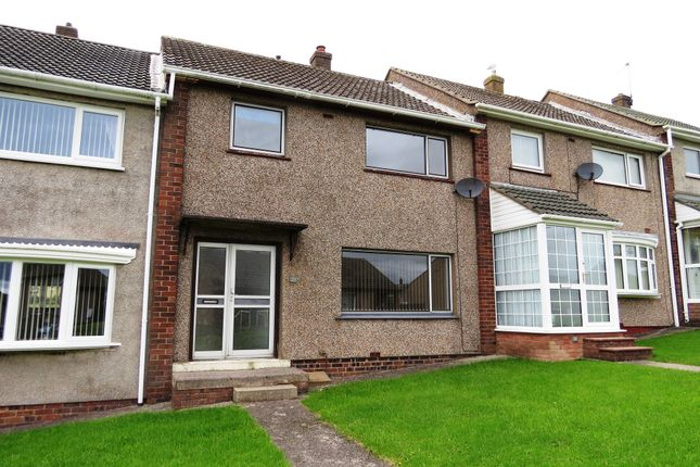 Thumbnail Semi-detached house for sale in Martindale Close, Whitehaven, Cumbria