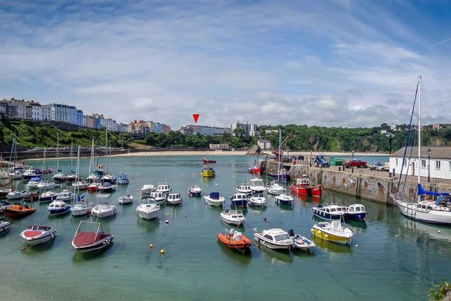 Thumbnail Flat for sale in Croft House Apartments, The Croft, Tenby, Pembrokeshire