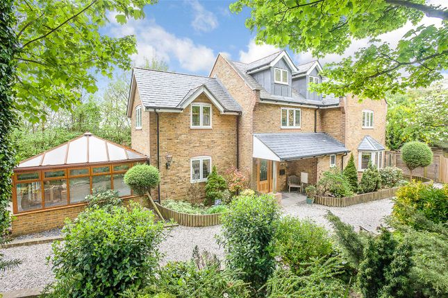 Thumbnail Detached house for sale in Nashenden Lane, Rochester, Kent