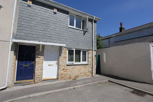 Thumbnail Flat for sale in Cameron Court, West Charles Street, Camborne, Cornwall
