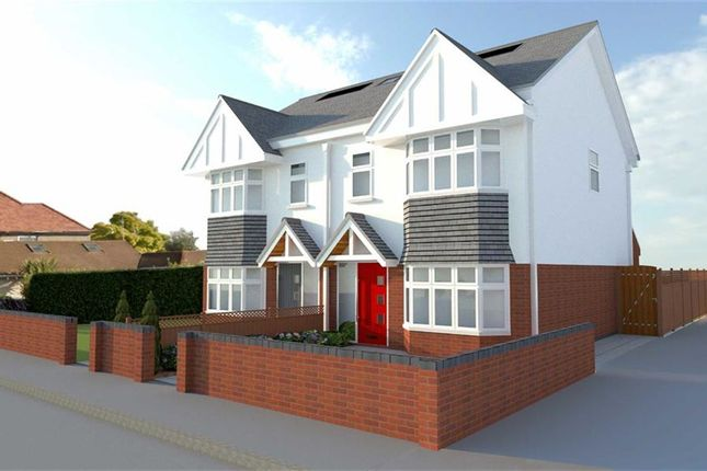 Thumbnail Semi-detached house for sale in Thorpedene Gardens, Shoeburyness, Southend-On-Sea