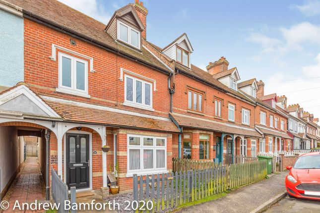 4 bed terraced house for sale in Manor Road, Mundesley, Norwich NR11