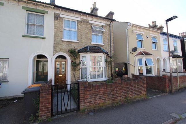 3 bed semi-detached house for sale in Brereton Road, Bedford MK40
