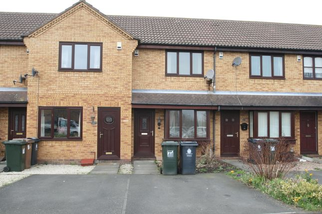 2 bed terraced house for sale in Cloverhill Close, Annitsford, Cramlington
