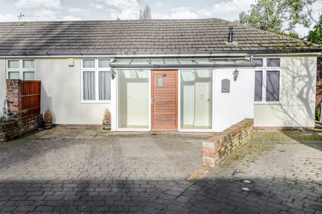 Thumbnail Bungalow for sale in Sandy Knowe, Mill Lane, Wavertree, Liverpool